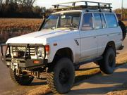 1987 TOYOTA 1987 - Toyota Land Cruiser